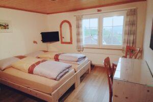 Hotelzimmer Bären Schlatt